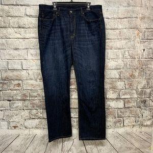 Levi's 514 Mens Regular Straight Leg  Jeans 38x32